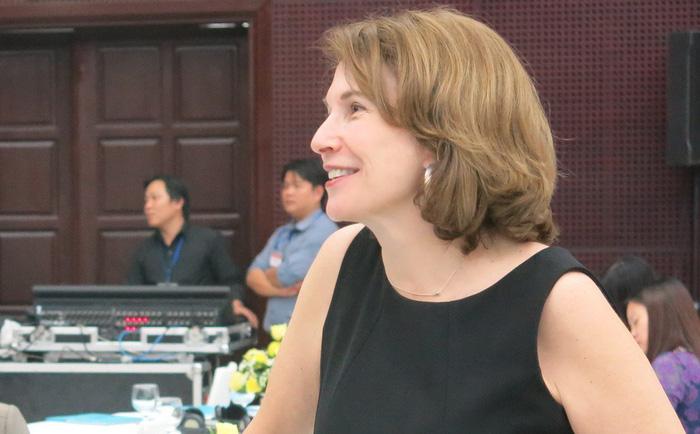 Thương mại hai chiều Việt - Mỹ đã đạt 55 tỉ USD - Ảnh 2.