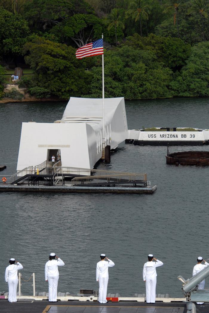 3 nơi không thể không đến khi tham quan Trân Châu Cảng ở Hawaii - Ảnh 2.