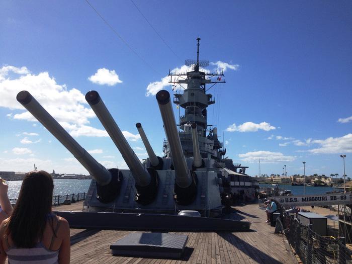 3 nơi không thể không đến khi tham quan Trân Châu Cảng ở Hawaii - Ảnh 7.