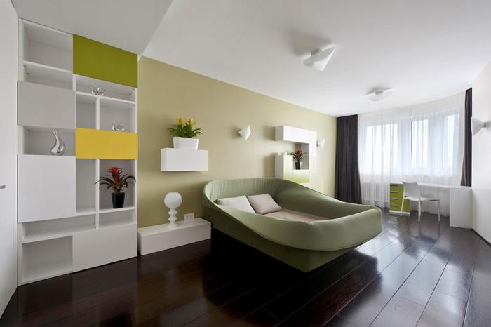 Những kiểu phòng ngủ đẹp đang thịnh hành - Ảnh 2.
