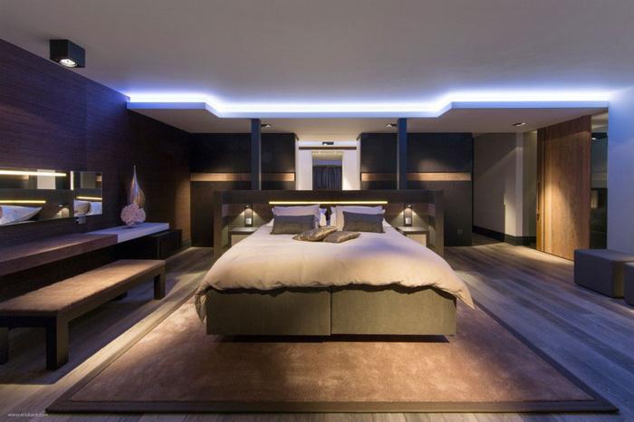 Những kiểu phòng ngủ đẹp đang thịnh hành - Ảnh 9.