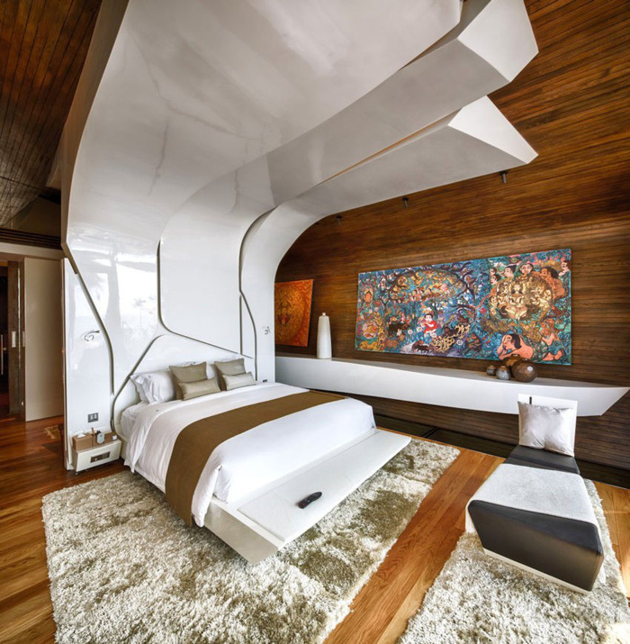 Những kiểu phòng ngủ đẹp đang thịnh hành - Ảnh 11.