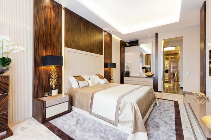 Những kiểu phòng ngủ đẹp đang thịnh hành - Ảnh 14.