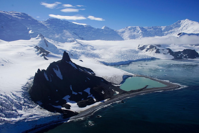 Ngắm vẻ đẹp băng giá và chim cánh cụt ở Nam cực - Ảnh 14.