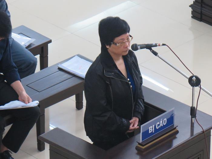 Bà Châu Thị Thu Nga phủ nhận chi tiền chạy đại biểu Quốc hội - Ảnh 1.