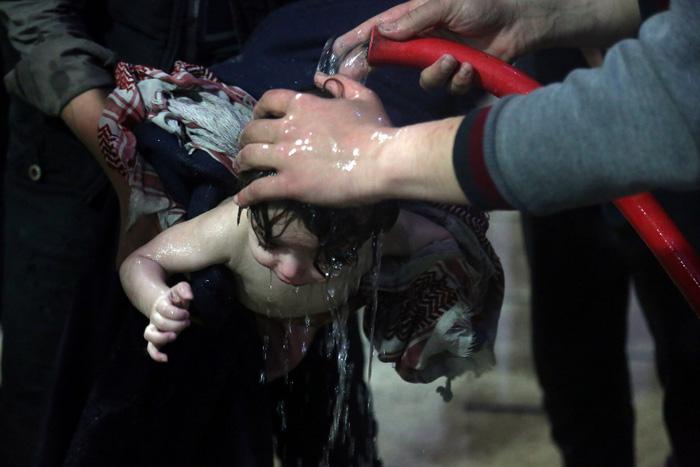 Ngoại trưởng Nga tố tình báo nước ngoài dựng vụ Douma - Ảnh 2.