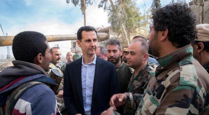 Bắc Kinh: Mỹ hãy cho Syria cơ hội giải thích trước khi 'khai hỏa' - Ảnh 1.