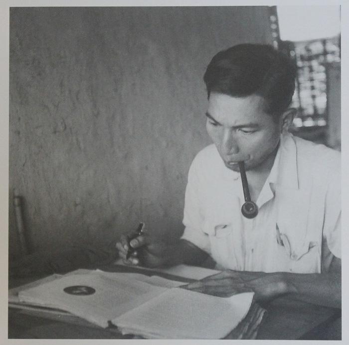 Xem ảnh Phạm Duy, Tố Hữu, Nguyễn Tuân... thời thanh xuân - Ảnh 3.