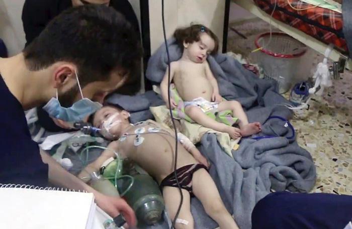 Tổng thống Mỹ ra lệnh tấn công Syria - Ảnh 6.