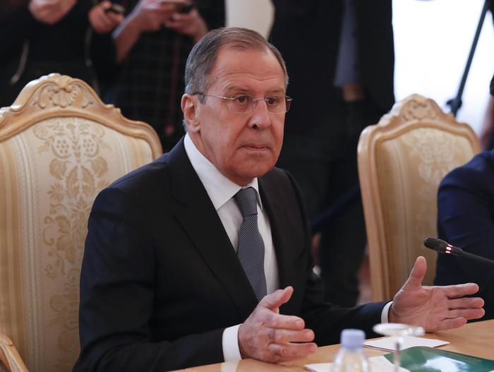 Ngoại trưởng Nga tố tình báo nước ngoài dựng vụ Douma - Ảnh 1.