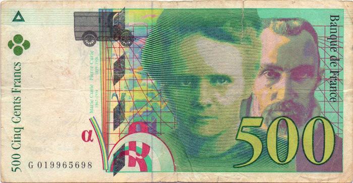 Những nhà khoa học nổi tiếng được in lên tiền - Ảnh 1.