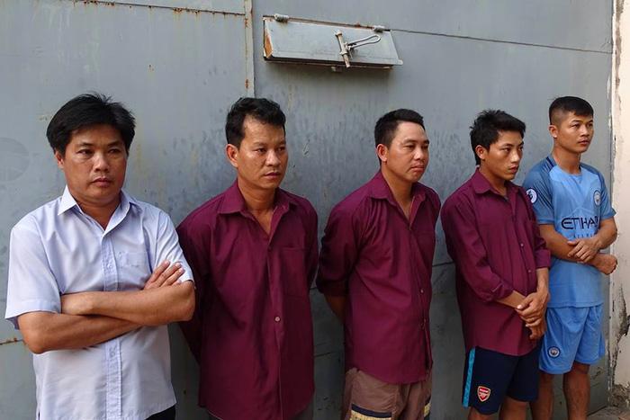 Bắt đàn em Ngọc sẹo trong vụ nổ súng như phim ở Nhơn Trạch - Ảnh 1.
