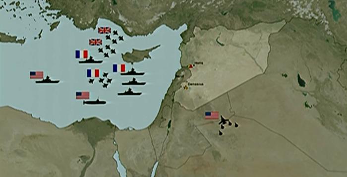 Mỹ: Syria đừng ngu ngốc thử Mỹ - Ảnh 5.