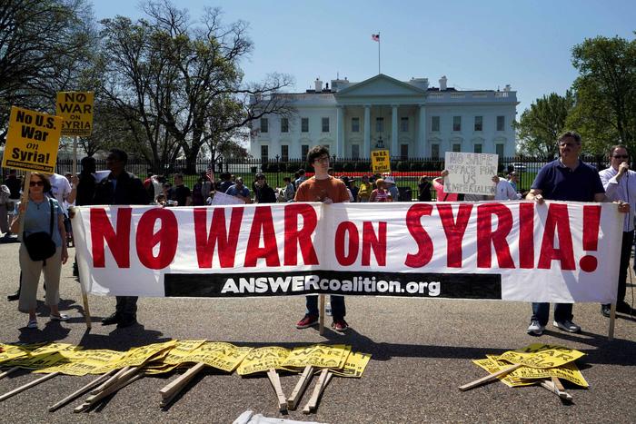 Liên quân không kích Syria: Tất cả đều đạt mục đích - Ảnh 1.