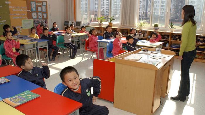 Tây balô vô mánh làm thầy tại Trung Quốc - Ảnh 2.
