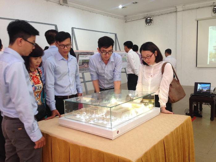 Công bố phương án mở rộng tòa nhà UBND TP.HCM - Ảnh 2.