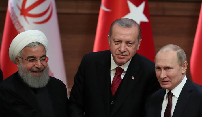 Ông Putin: Thế giới sẽ loạn nếu phương Tây tấn công Syria lần nữa - Ảnh 1.