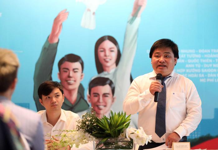Những mùa hoa hòa bình sẽ nở trên phố Nguyễn Huệ - Ảnh 1.