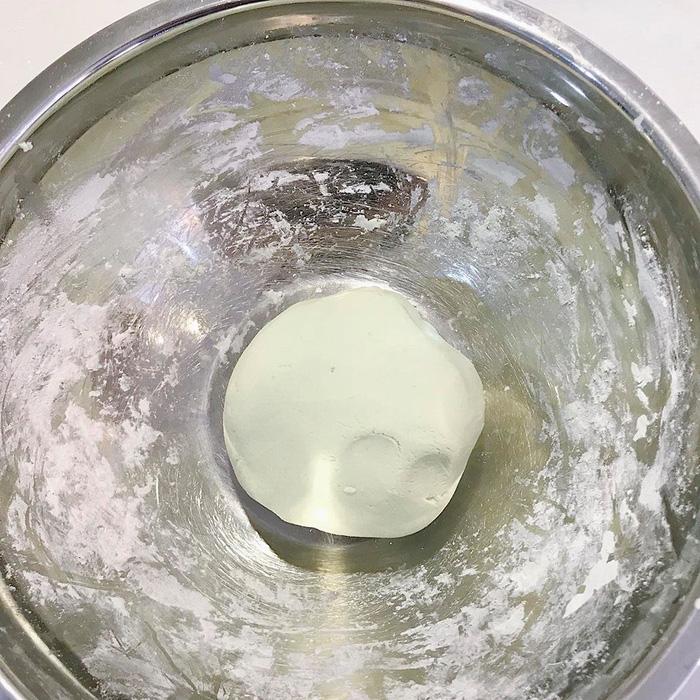 Làm bánh trôi ngũ sắc tết Hàn thực - Ảnh 5.