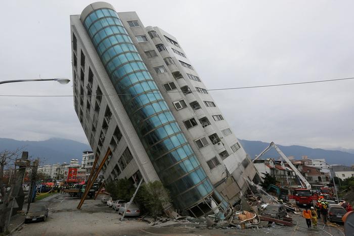 Đi chơi gặp động đất phải làm sao? - Ảnh 4.