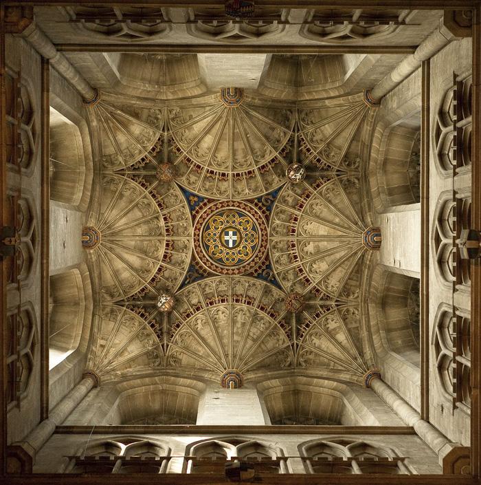 11 trần nhà đẹp nhất thế giới - Ảnh 9.