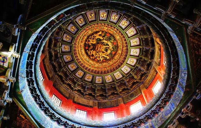 11 trần nhà đẹp nhất thế giới - Ảnh 6.