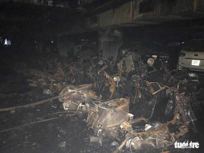Sai phạm trong vụ cháy kinh hoàng khiến ông chủ Carina bị bắt - Ảnh 4.