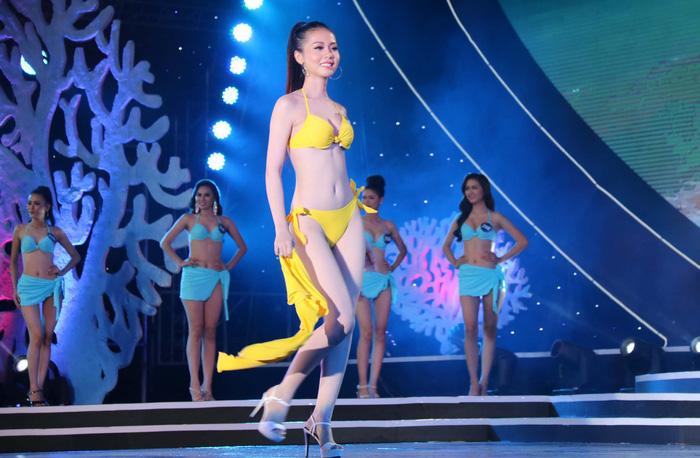 Hoa hậu biển Việt Nam toàn cầu không nhớ nổi 12 huyện đảo - Ảnh 5.