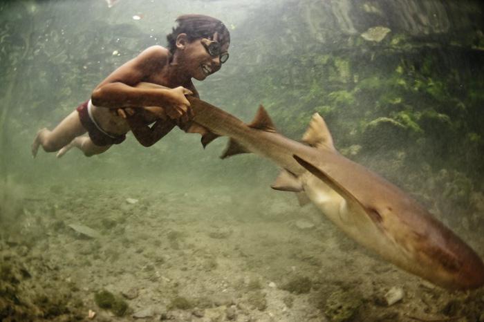 Người bơi lặn như rái là có thật? - Ảnh 4.