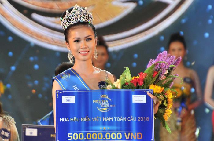 Hoa hậu biển Việt Nam toàn cầu không nhớ nổi 12 huyện đảo - Ảnh 1.