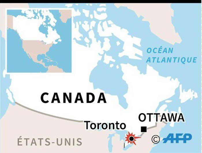 Xe tông người đi bộ ở Canada, nhiều người chết và bị thương - Ảnh 5.