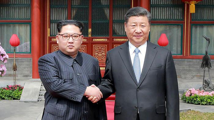 Trung Quốc sợ để mất 'bảo bối' Triều Tiên - Ảnh 2.