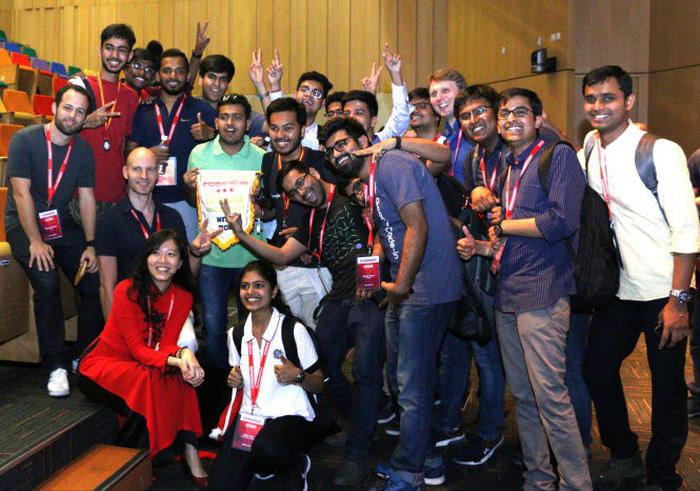 Du học sinh Việt khởi nghiệp với mã nguồn mở ở Singapore - Ảnh 1.