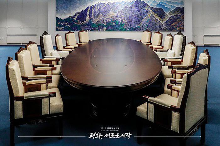 Giây phút lịch sử trên bán đảo Triều Tiên - Ảnh 5.