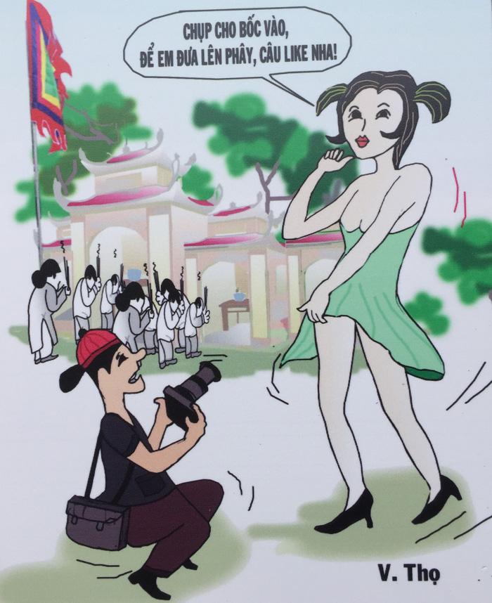 Thành Chương: ứng xử văn hóa của người Việt Nam rất kém - Ảnh 8.