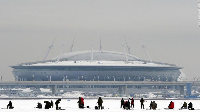 Tham quan các sân vận động diễn ra thi đấu World Cup 2018 - Ảnh 5.