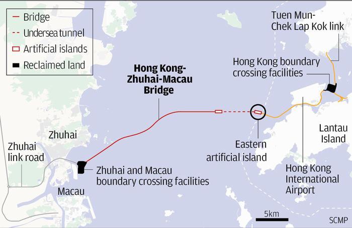 Chuyên gia Hong Kong la làng về chất lượng cầu vượt biển Trung Quốc - Ảnh 3.