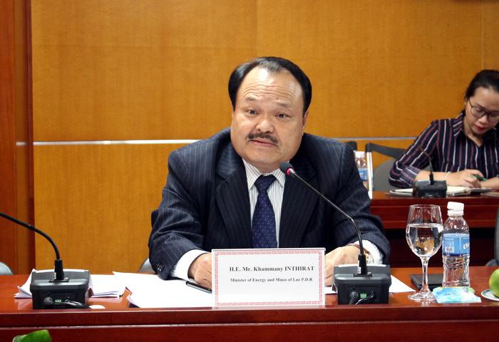 Lào hỗ trợ xử lý dự án muối mỏ kali ngàn tỉ thua lỗ của Vinachem - Ảnh 1.