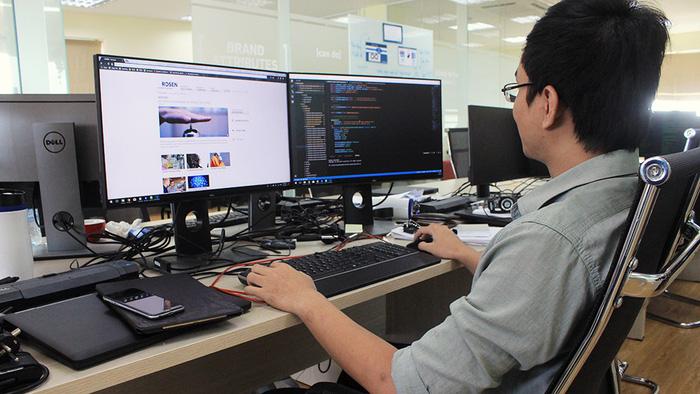 Mạng máy tính và truyền thông - ngành hot chờ bạn trẻ - Ảnh 1.