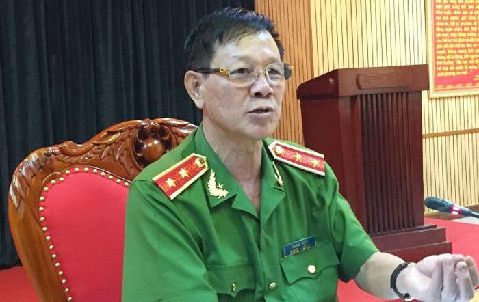 Ông Phan Văn Vĩnh từng chỉ đạo phá nhiều chuyên án lớn - Ảnh 1.