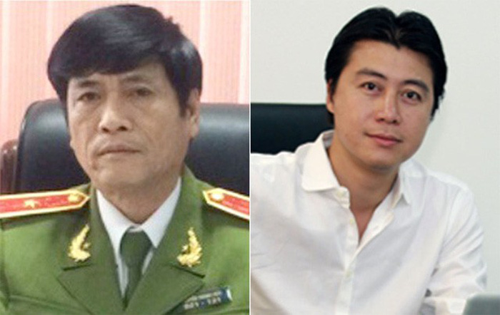 Khởi tố cựu tổng cục trưởng Tổng cục Cảnh sát Phan Văn Vĩnh - Ảnh 3.