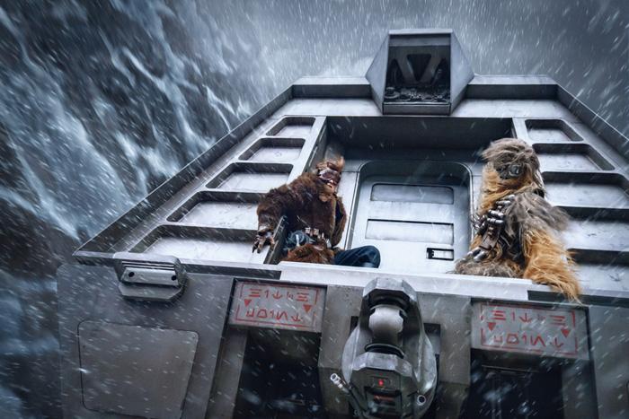 Han Solo: Star Wars ngoại truyện sẽ công chiếu lần đầu ở Cannes - Ảnh 6.