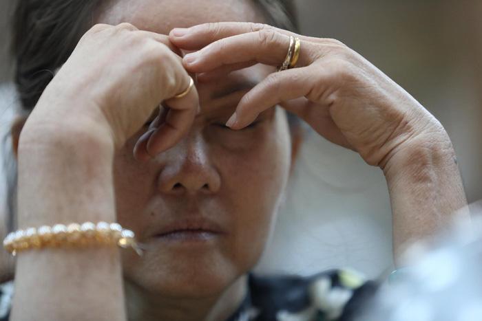 Dân Thủ Thiêm rơi nước mắt kiến nghị với đại biểu quốc hội - Ảnh 12.