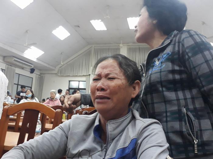 Dân Thủ Thiêm rơi nước mắt kiến nghị với đại biểu quốc hội - Ảnh 15.