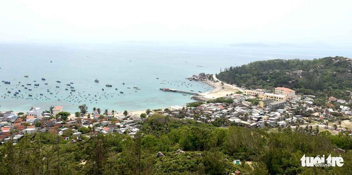 Bình Định tính giao gần 100 hecta đảo Cù Lao Xanh cho FLC - Ảnh 1.