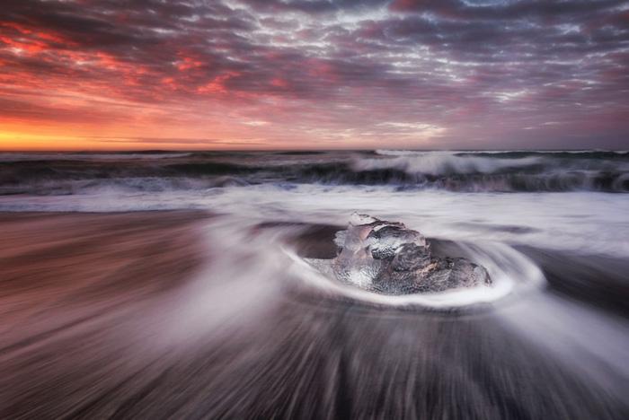 10 bức ảnh đốn tim du khách tại quốc gia băng đảo Iceland - Ảnh 6.