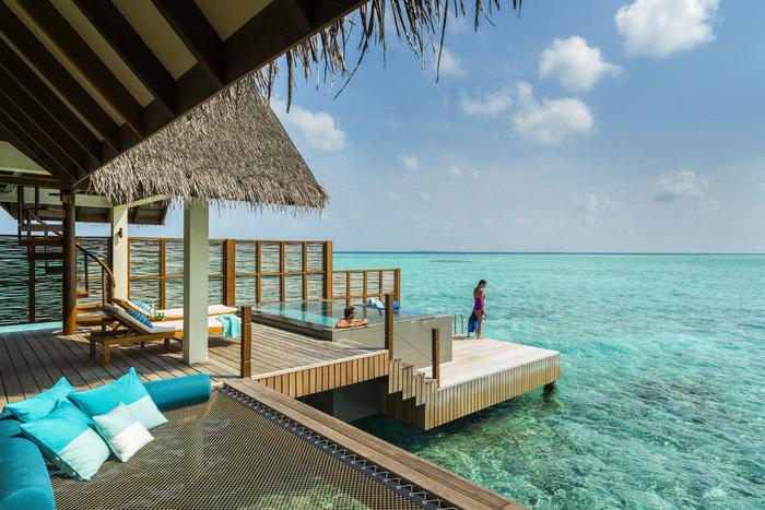 Đến Maldives ngồi tàu ngầm ngắm san hô - Ảnh 10.
