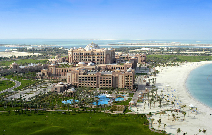 Những điều kỳ thú ở Abu Dhabi - Ảnh 8.