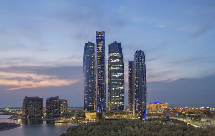 Những điều kỳ thú ở Abu Dhabi - Ảnh 1.