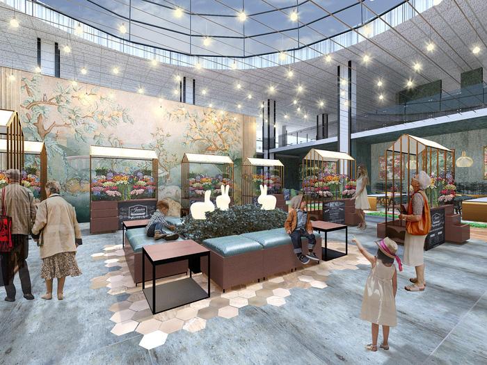 Hình tượng cây tre Việt Nam đoạt giải tài năng cuộc thi thiết kế nội thất Mỹ - Ảnh 5.